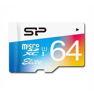 کارت حافظه سیلیکون پاور Color Elite کلاس 10 سرعت 85MBps
