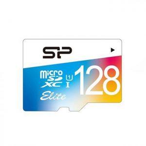 کارت حافظه سیلیکون پاور Color Elite کلاس 10 سرعت 75MBps