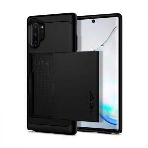کاور اسپیگن مدل Slim Armor CS مناسب برای گوشی سامسونگ Galaxy Note 10 Plus