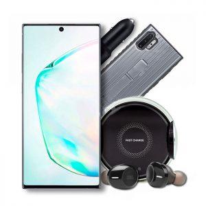 گوشی سامسونگ Galaxy Note 10 Plus فول پک به همراه هدیه