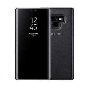 کیف کلاسوری گوشی سامسونگ Galaxy Note 9 مدل Clear View Standing