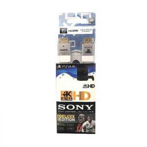 کابل HDMI سونی مدل 4K Ultra با طول کابل 2 متری