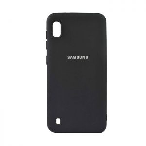 قاب سیلیکونی گوشی سامسونگ Galaxy A10 مشکی