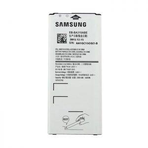 باتری گوشی سامسونگ Galaxy A3 2016 ظرفیت 2300 میلی آمپر ساعت