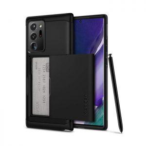 قاب اسپیگن گوشی سامسونگ Galaxy Note20 Ultra مدل Slim Armor CS