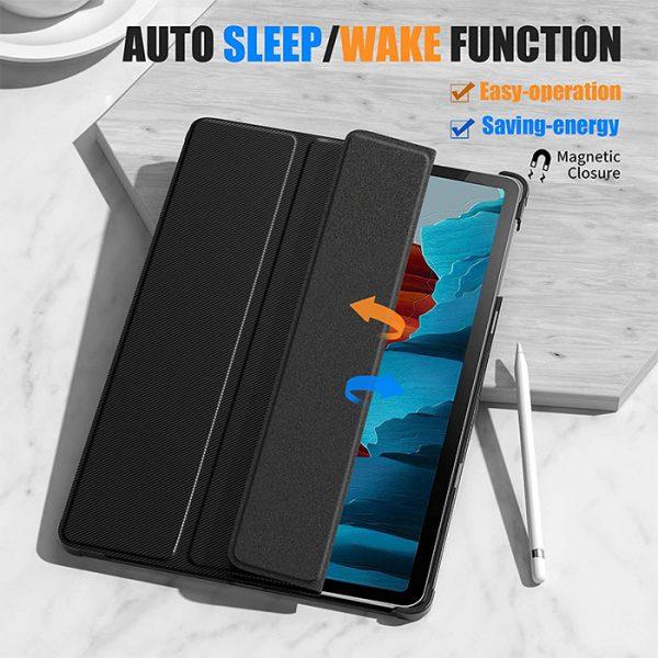 کیف کلاسوری تبلت سامسونگ Galaxy Tab S7 Plus SM-T970 / 975/976