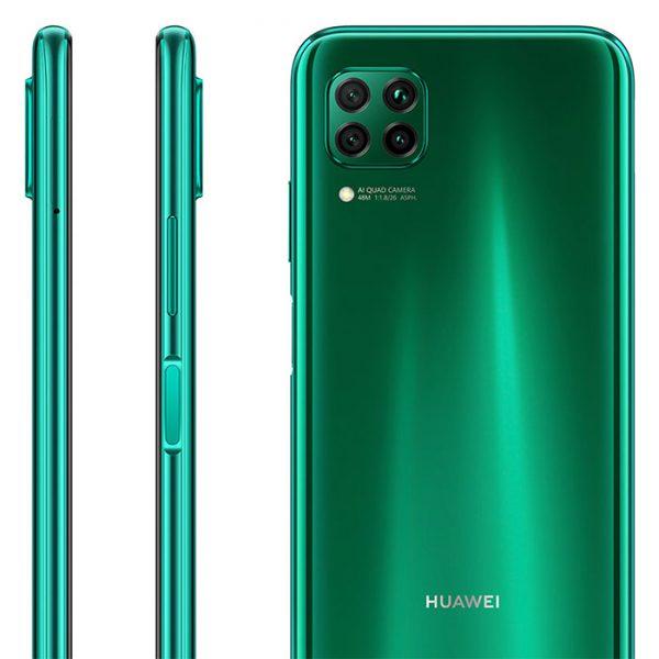 گوشی هوآوی مدل Nova 7i JNY-LX1 ظرفیت 128 گیگابایت سبز