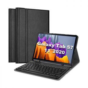 کیف کیبورد دار تبلت سامسونگ مدل Galaxy Tab S7 ساخت شرکت ProCase