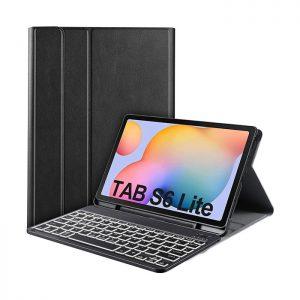 کیف کیبورد دار تبلت سامسونگ Galaxy Tab S6 Lite SM-P615
