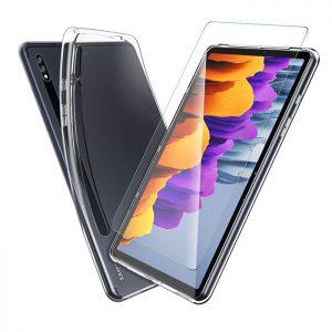 قاب و محافظ نمایشگر تبلت سامسونگ Galaxy Tab S7