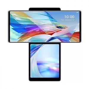 گوشی ال جی مدل WING 5G ظرفیت 128 گیگابایت و رم 8 گیگابایت