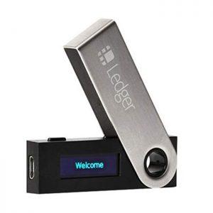 کیف پول سخت افزاری لجر مدل Ledger Nano S