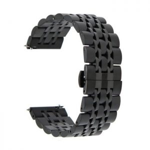 بند فلزی مخصوص ساعت هوشمند سامسونگ Galaxy Watch3 SM-R850 41mm مشکی