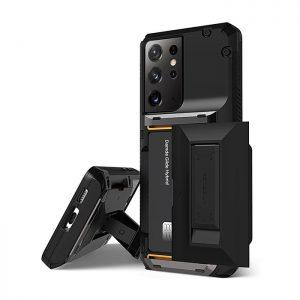 قاب VRS Design گوشی سامسونگ Galaxy S21 Ultra مدل Damda Glide Pro