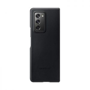 قاب چرمی گوشی سامسونگ Galaxy Z Fold 2 مدل Leather Case