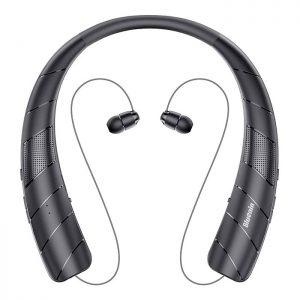 هدست بلوتوث بلوینین مدل BlueWave Pro 1 دارای Noise Canceling Microphone و اسپیکر 3D