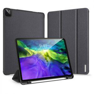 کیف کلاسوری دوکس دوسیس تبلت اپل iPad Pro 11 (2020) به همراه جای قلم