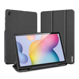 کیف کلاسوری دوکس دوسیس تبلت سامسونگ Galaxy Tab S6 Lite به همراه جای قلم