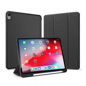 کیف کلاسوری دوکس دوسیس تبلت اپل iPad Air 4 10.9 به همراه جای قلم