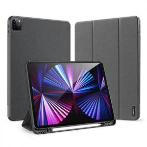 کیف کلاسوری دوکس دوسیس تبلت اپل iPad Pro 12.9 2021 به همراه جای قلم